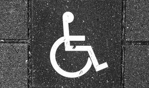 Treppenlift für Rollstuhl